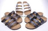 2012 plus nouvelles chaussures d'hommes de santal de liège de conception (SDB101Z)