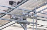 Motore e componenti di azionamento della tenda della rete dello schermo della serra