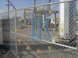 Maglia rivestita della rete fissa galvanizzata alta qualità di collegamento Chain del PVC
