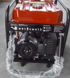 ホームPortable Alternator Generator 5kw 220V、Gasoline Electric Motor Generator Set Price、Saleのための5kVA Petrol Power Generator