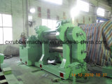 Baumrolls-Gummikalender-Maschine für Gummiblatt (XY-3/450X1500)
