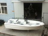 fabbrica materiale della Cina del peschereccio della piccola di Panga di 5.1m vetroresina del crogiolo