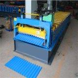 機械を形作る熱い販売の波形PPGIの屋根ふきシートロール