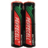Супер сверхмощная батарея размера 1.5V R6p /Um-3 /AA сухая
