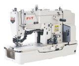 Промышленная кнопка продырявя 781 высокоскоростного Lockstitch серии швейной машины прямая