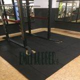 Циновка резины гимнастики многоточий зерен EPDM