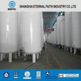 Lox / Lin / Lar indústria do gás criogênico Tanque de oxigênio líquido / Nitrogênio / Argon Gas Tank (CFL)
