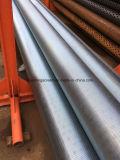 Tubulure de filtrage de puits d'eau en acier inoxydable Od273mm en acier inoxydable 3027 mm