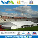 25m x 45m White Aluminum Glass Wall Marquee
