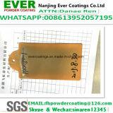 Polvere Ral8001 che ricopre la vernice elettrostatica termoindurente della polvere dello spruzzo