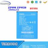batterie 9520 de Zopo 998 de batterie de 2400mAh Bt55s Zopo Zp998 Zp9520