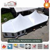 [20م] مختلطة بنية خيمة مع كبيرة [هي بك] سقف خيمة لأنّ حزب عرس