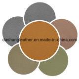 민감한 색깔 반 PU 어린이용 카시트 덮개 가죽 (DS-A907)