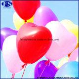 9-Zoll-Herz Shapelatex Ballon für Hochzeit deceration