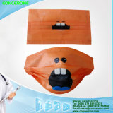 의학 Disposable 3ply Nonwoven Facemask (Earloop 유형)