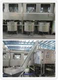 Máquina de engarrafamento de enchimento da água pura de 5 galões