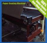 Máquina de capa de papel para Rolls que manda la cuenta de papel