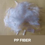 Pp Fibra die het Additief van het Mortier voor het Project van de Bouw versterken