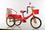 China-Kind-Dreiradfahrt auf Auto scherzt drei Sitz des Geschäftemacher-zwei