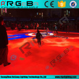 P6.25 LED video Dance Floor Stadiums-Bildschirm-Fußboden-Licht