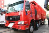 中国Sinotruk HOWO 8*4のダンプトラック、大型トラック