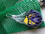 Малой промотирования оптовый мешок и большой пластичной сетки сетчатый упаковывая для яичка померанца картошки лука плодоовощ