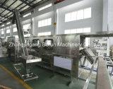 machine recouvrante remplissante de lavage des bouteilles de 3 et 5 gallons pour l'eau potable pure