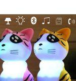 創造的で新しい小型携帯用携帯電話の漫画の子ネコの小さいステレオの無線BluetoothのスピーカーM3
