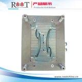 Stampaggio ad iniezione di plastica di alta precisione della Cina per la parte Rtpm2015011 dello strumento