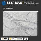 Кварц большой вены мрамора сляба искусственний каменный для Countertops