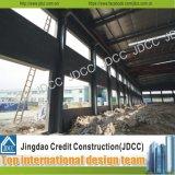 Edifício de aço da fábrica da construção do baixo custo