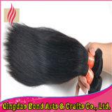 バージンのインドの波状の人間の毛髪の拡張織り方