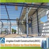 Pre projetando o edifício da construção de aço