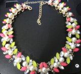 Jóias Shourouk Style Pearl & Crystal Stone Fashion (XJW13222)