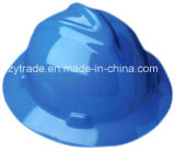 Шестерня безопасности работы шлема трудного шлема полного Brim защитная для головного предохранения