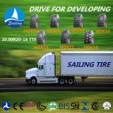 pneu de bus de camion lourd de 10.00r20-18 Ttf, tout le pneu radial en acier