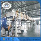 Máquina de capa de papel solvente del silicón