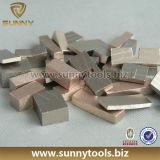 大理石および花こう岩(SYY-DSS17)のためのダイヤモンドセグメント