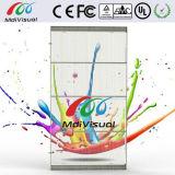 실내와 옥외 광고를 위한 투명한 유리 발광 다이오드 표시