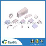 De permanente Vierkante Rechthoekige Magneet van de Staaf met EpoxyPlateren