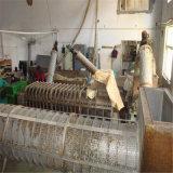 Alginate de sodium de pente de textile de qualité