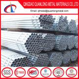 Dünne Wand galvanisierte Stahlrohr-Preis galvanisierte Stahlrohr-Größe