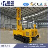 強い容量、Hf200y油圧DTHの井戸の掘削装置