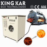 2015 Hho novo Gas Generator em Steam Boiler (Kingkar5000)