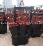Уполовник чайника для отливки, производителя уполовника плавильни, машины плавильни