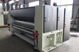 Doos die van Pizaa van de Druk Flexo van Cangzhou de Semi Automatische Machine maken