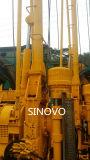 Piattaforma di produzione geologica aumentata, impianto di perforazione di carotaggio