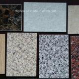 El panel de Uvfp del color del granito para el revestimiento de la pared exterior