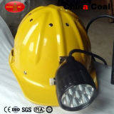 Lámpara del casco de minero de la luz del casquillo de seguridad de la mina Bsm2