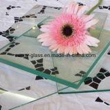 panneau en verre de flotteur d'espace libre de 3mm avec le bon prix